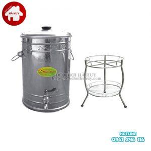 Bình đựng nước inox mầm non HD1-001