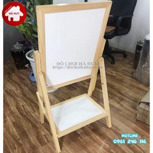 Giá vẽ bằng gỗ cho bé mầm non HC2-005