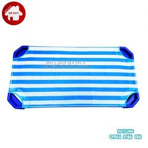 Giường lưới cho bé mầm non chân vuông HC1-015