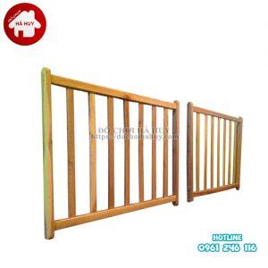 Thanh chắn cầu thang bằng gỗ cho bé HC3-002