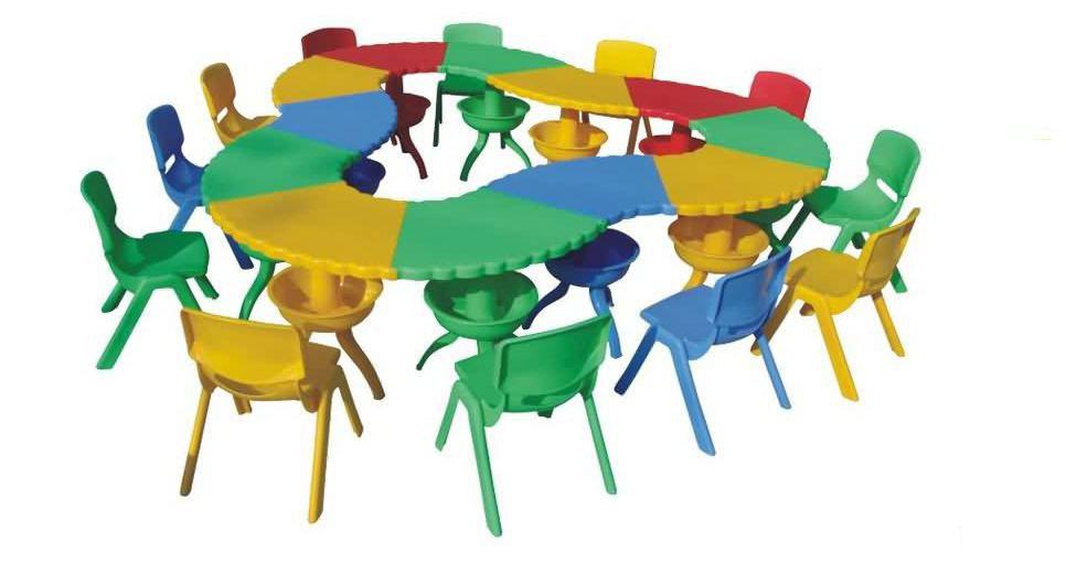 Hướng dẫn lựa chọn bàn ghế mầm non cho trẻ mẫu giáo phù hợp