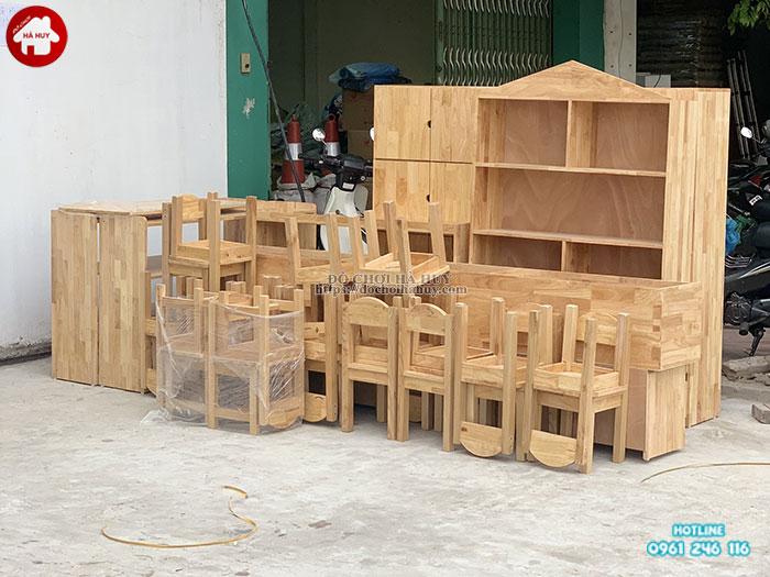 Hướng dẫn vệ sinh bảo quản tủ kệ mầm non thật bền đẹp